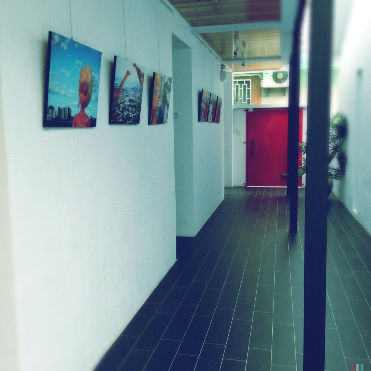 民宿與藝術空間的結合 - 八又二分之一,台南市 11