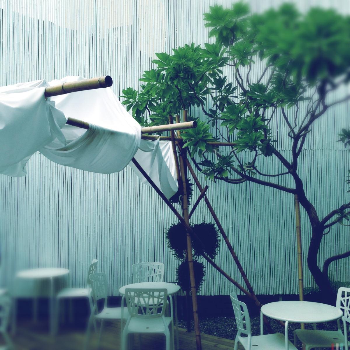 民宿與藝術空間的結合 - 八又二分之一,台南市 7