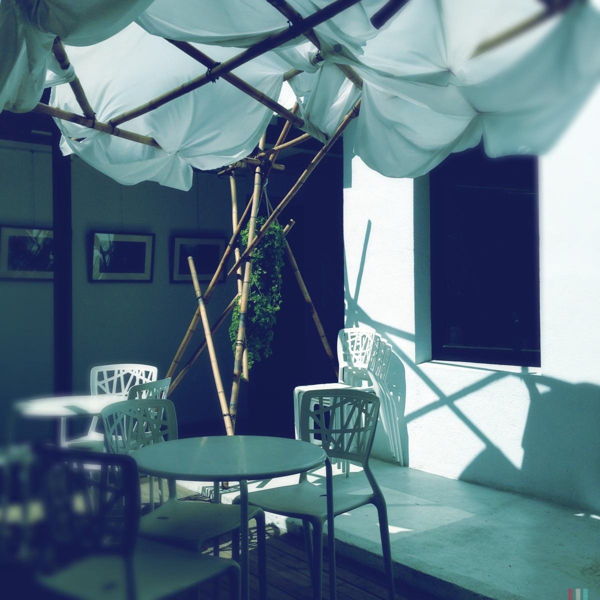 民宿與藝術空間的結合 - 八又二分之一,台南市 8