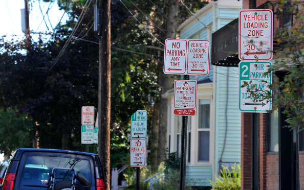 Parking signs on West End causing confusion